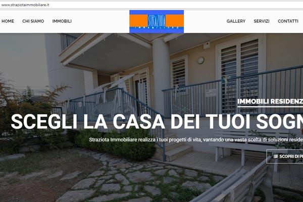 straziota immobiliare portfolio hashtagweb