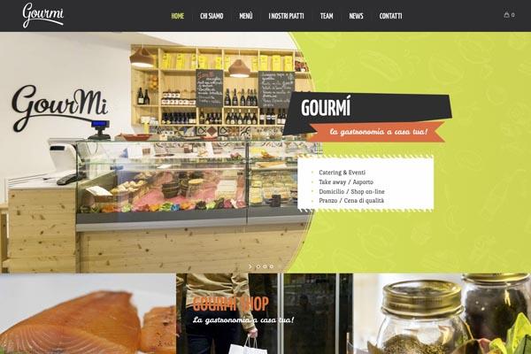 hashtagweb portfolio gourmi