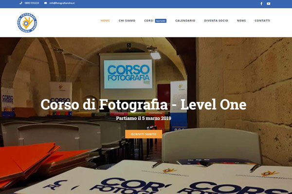 hashtagweb associazione fotografi andria